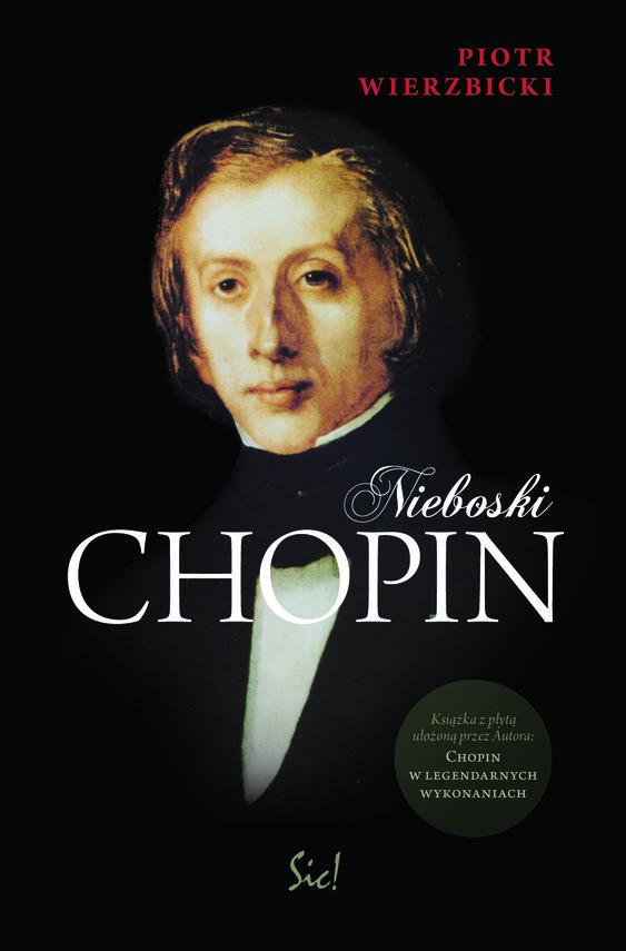okładka Nieboski Chopinebook | epub, mobi | Piotr Wierzbicki