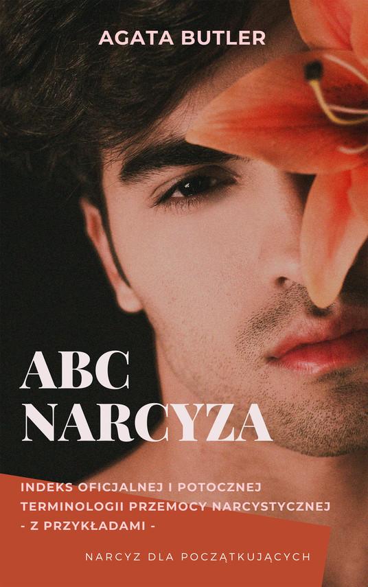 okładka ABC narcyzaebook | epub, mobi | Agata Butler