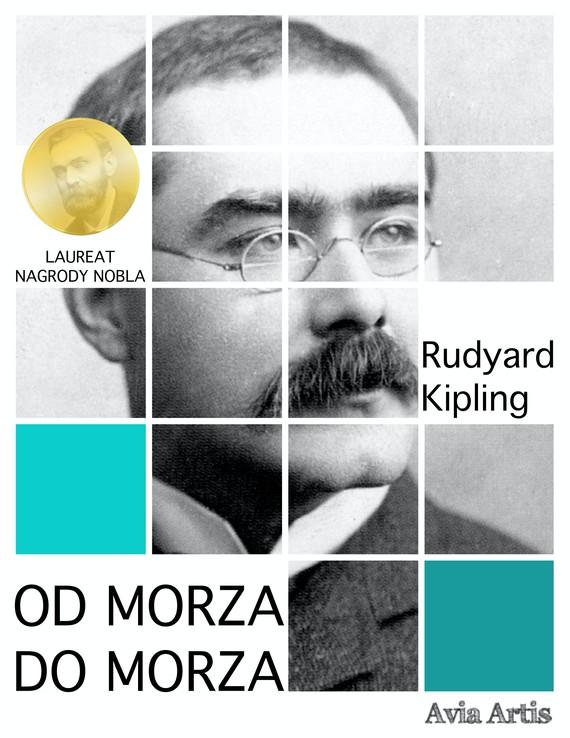 okładka Od morza do morzaebook | epub, mobi | Rudyard Kipling