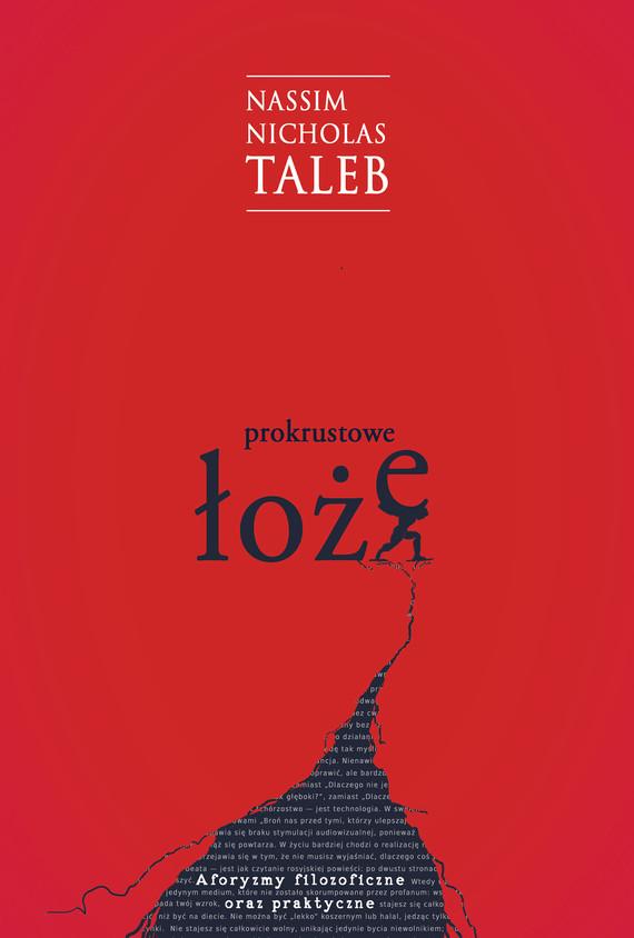 okładka Prokrustowe łoże Aforyzmy filozoficzne oraz praktyczneebook | epub, mobi | Nassim Nicholas  Taleb