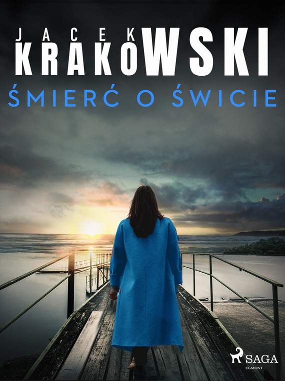 okładka Śmierć o świcieebook | epub, mobi | Jacek Krakowski