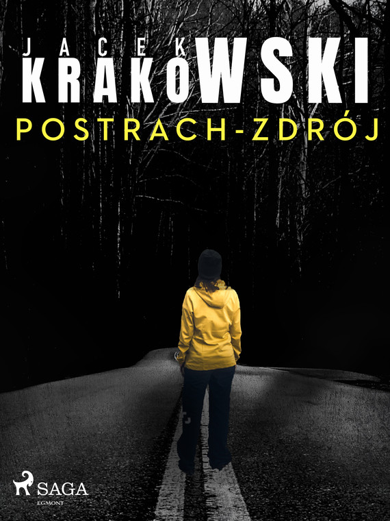 okładka Postrach-Zdrójebook   epub, mobi   Jacek Krakowski