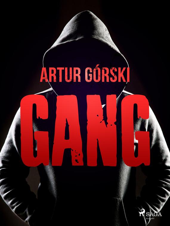 okładka Gangebook | epub, mobi | Artur Górski