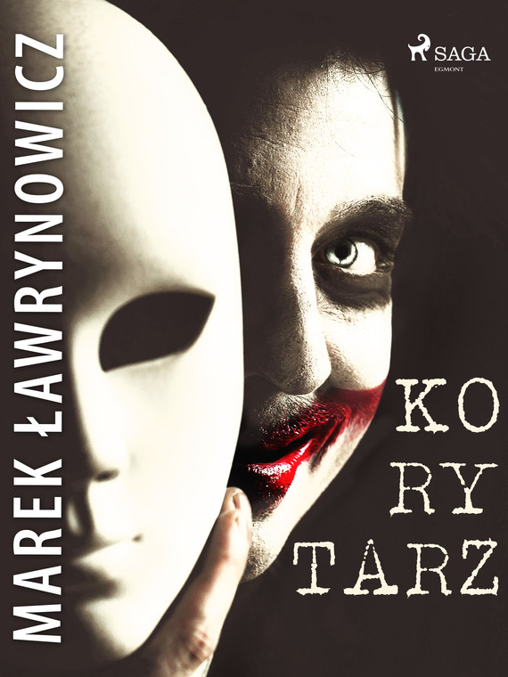 okładka Korytarzebook   epub, mobi   Marek Ławrynowicz