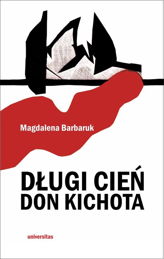 okładka Długi cień Don Kichotaebook | pdf | Barbaruk Magdalena