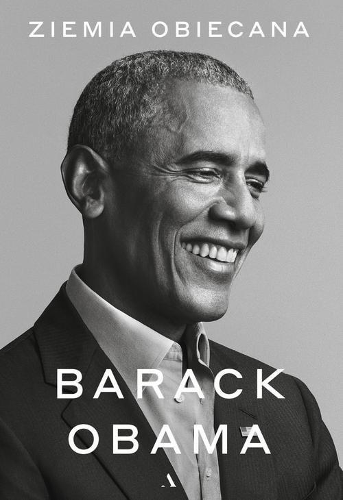 okładka Ziemia obiecanaksiążka |  | Obama Barack