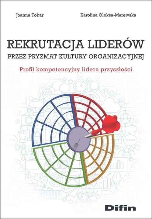 okładka Rekrutacja liderów przez pryzmat kultury organizacji Profil kompetencyjny lidera przyszłościksiążka |  | Tokar Joanna, Karolina Oleksa-Marewska