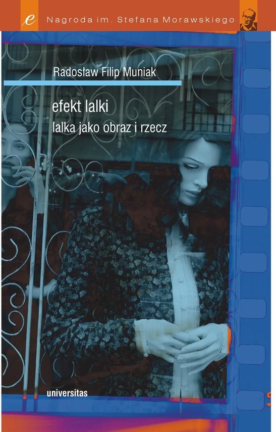 okładka Efekt lalki. Lalka jako obraz i rzeczebook | pdf | Radosław Filip  Muniak