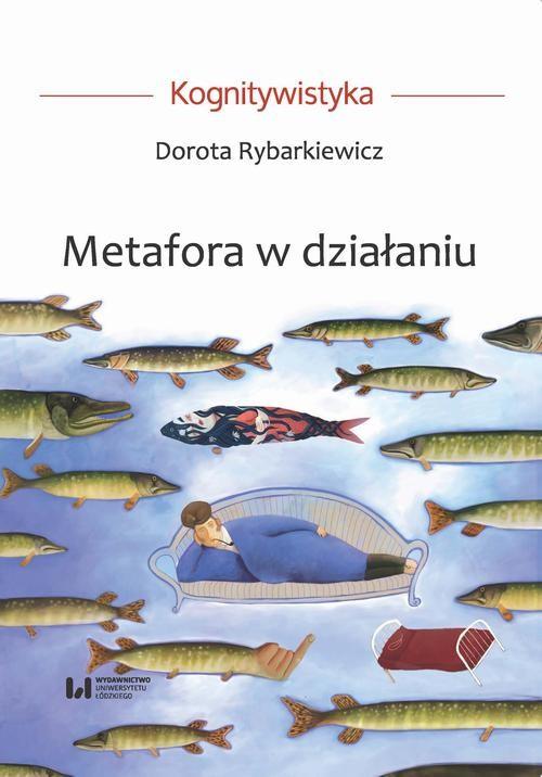 okładka Metafora w działaniuebook   pdf   Dorota Rybarkiewicz