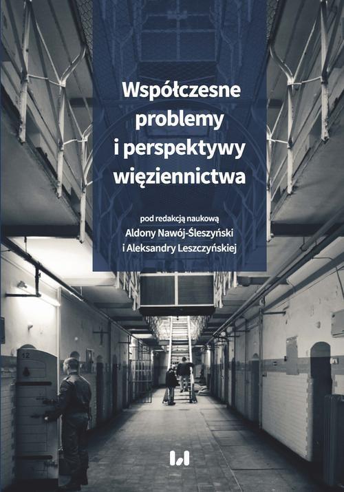 okładka Współczesne problemy i perspektywy więziennictwaebook | pdf | NULL
