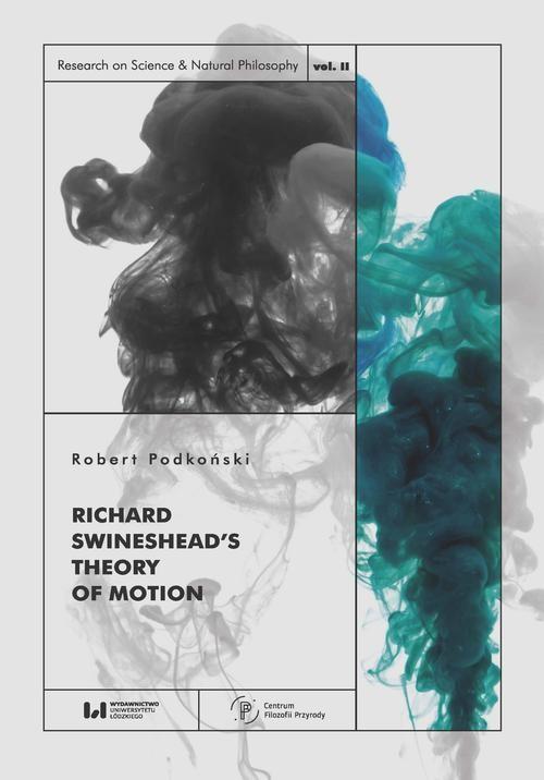 okładka Richard Swineshead's Theory of Motionebook   pdf   Robert Podkoński