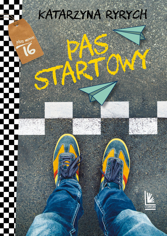 okładka Pas startowyebook | epub, mobi | Katarzyna  Ryrych