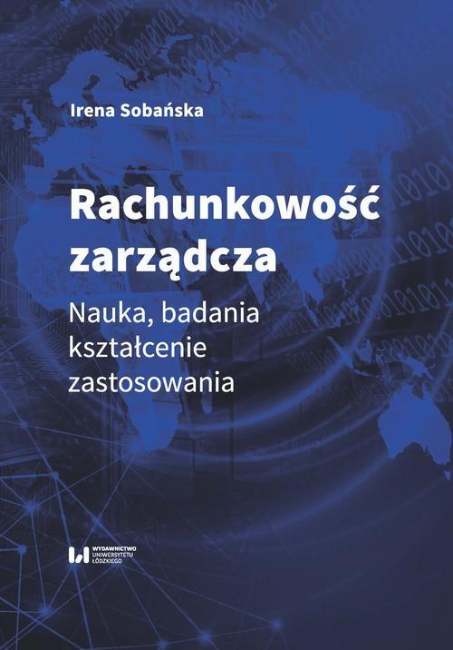 okładka Rachunkowość zarządczaebook | pdf | Irena Sobańska