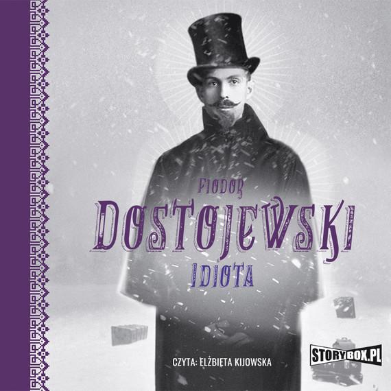 okładka Idiotaaudiobook | MP3 | Fiodor Dostojewski