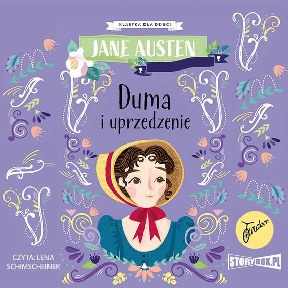 okładka Klasyka dla dzieci. Duma i uprzedzenieaudiobook | MP3 | Jane Austen