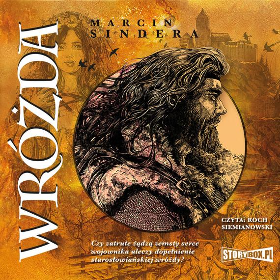 okładka Wróżdaaudiobook | MP3 | Marcin Sindera