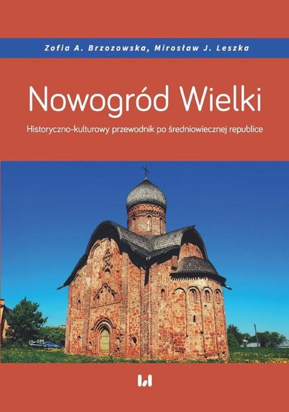 okładka Nowogród Wielkiebook   epub, mobi, pdf   Ewa Brzozowska
