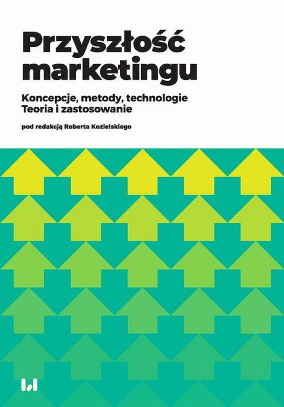 okładka Przyszłość marketinguebook   epub, mobi, pdf   Magdalena Kalińska-Kula, Dominika Kaczorowska-Spychalska