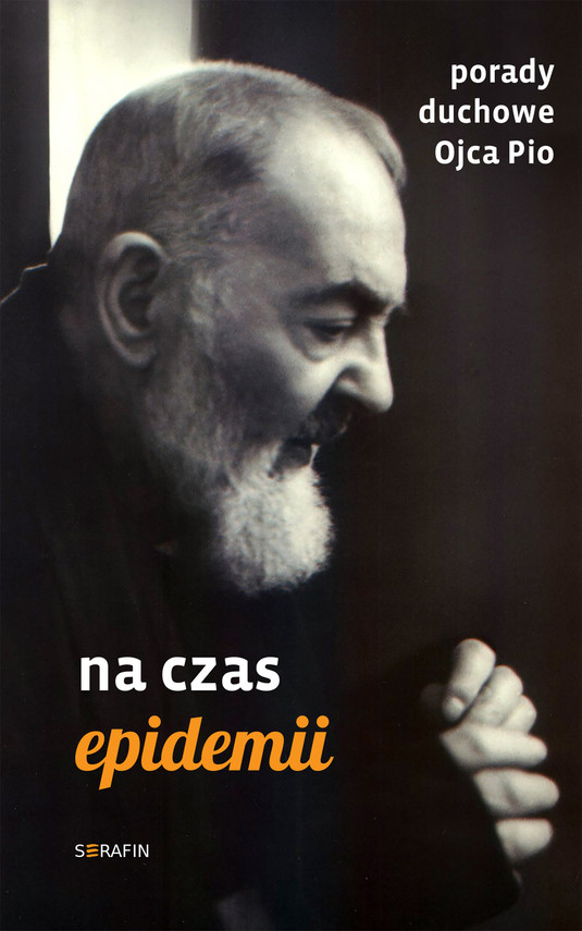 okładka Porady duchowe Ojca Pio. Na czas epidemiiebook | epub, mobi | Ojciec Pio