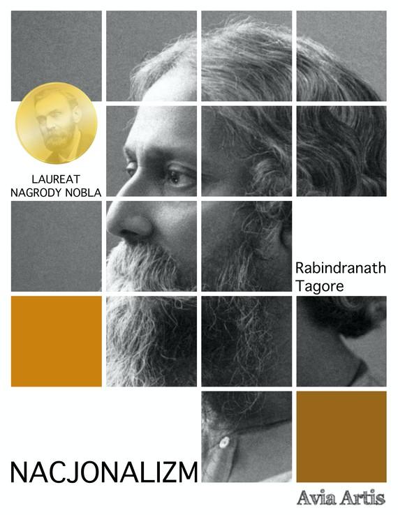 okładka Nacjonalizmebook | epub, mobi | Rabindranath Tagore