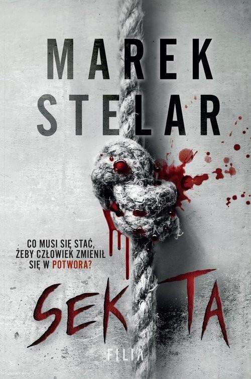 okładka Sektaksiążka      Marek Stelar
