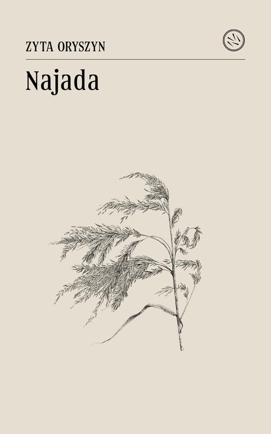okładka Najadaebook | epub, mobi | Zyta Oryszyn