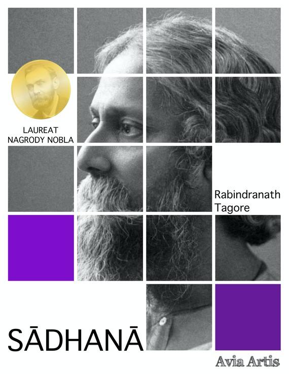 okładka Sādhanāebook | epub, mobi | Rabindranath Tagore