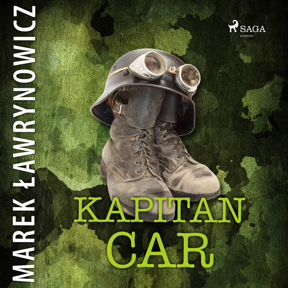 okładka Kapitan Caraudiobook | MP3 | Marek Ławrynowicz