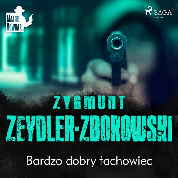 okładka Bardzo dobry fachowiecaudiobook   MP3   Zygmunt Zeydler-Zborowski