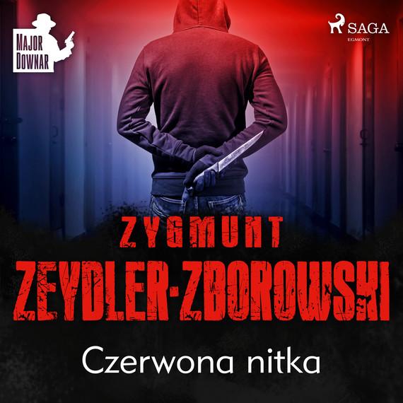 okładka Czerwona nitkaaudiobook | MP3 | Zygmunt Zeydler-Zborowski