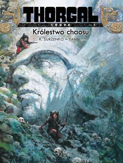 okładka Thorgal Louve Królestwo chaosuksiążka |  |
