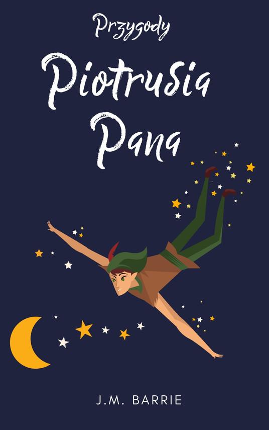 okładka Przygody Piotrusia Panaebook | epub, mobi | J.M. Barrie