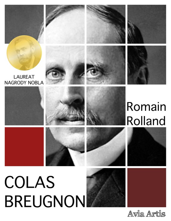 okładka Colas Breugnonebook | epub, mobi | Rolland Romain