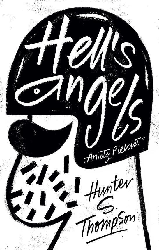 okładka Hell's Angels, Anioły Piekiełebook   epub, mobi   Hunter S. Thompson