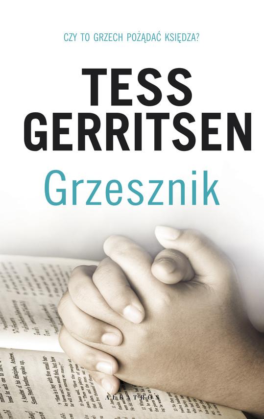 okładka Grzesznikebook | epub, mobi | Tess Gerritsen