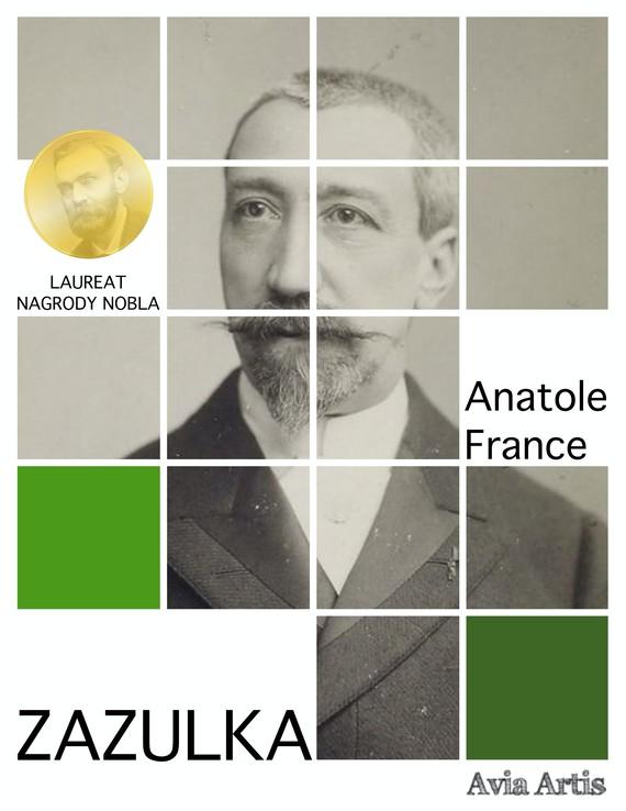 okładka Zazulkaebook | epub, mobi | Anatole France