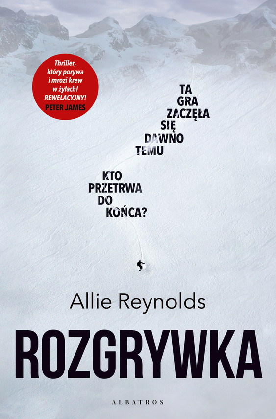 okładka Rozgrywkaebook | epub, mobi | Allie Reynolds