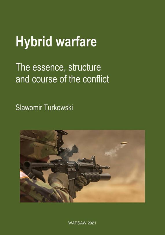 okładka Hybrid warfareebook | epub, mobi | Sławomir Turkowski