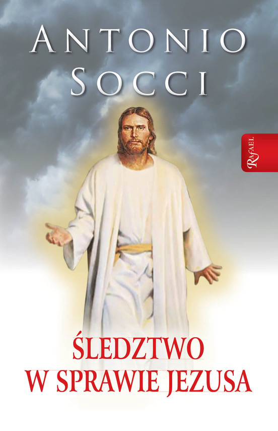 okładka Śledztwo w sprawie Jezusaebook   epub, mobi   Antonio Socci