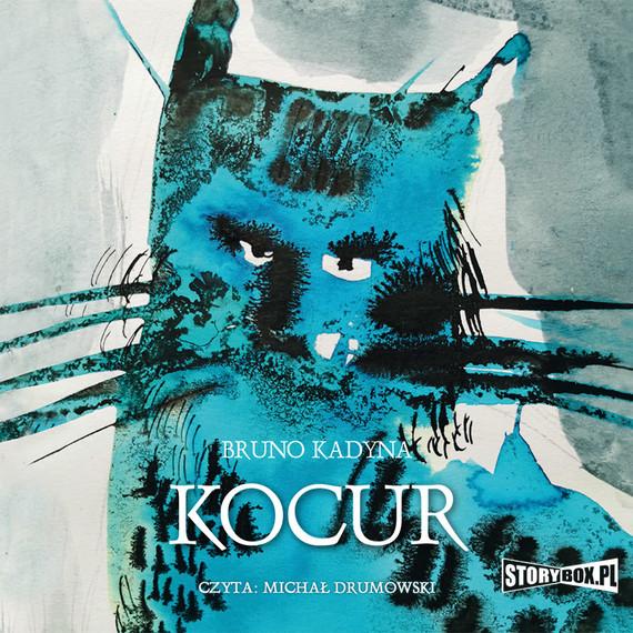 okładka Kocuraudiobook   MP3   Bruno  Kadyna