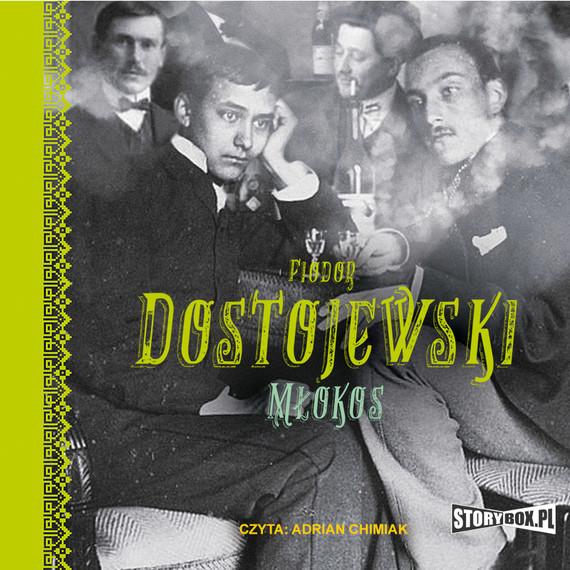 okładka Młokosaudiobook | MP3 | Fiodor Dostojewski