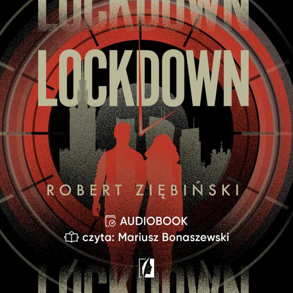 okładka Lockdownaudiobook | MP3 | Robert Ziębiński