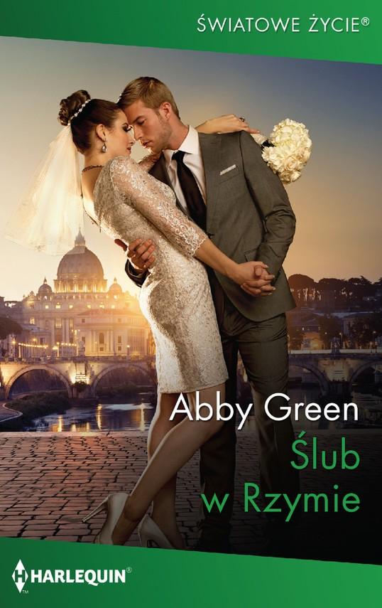 okładka Ślub w Rzymieebook   epub, mobi   Abby Green
