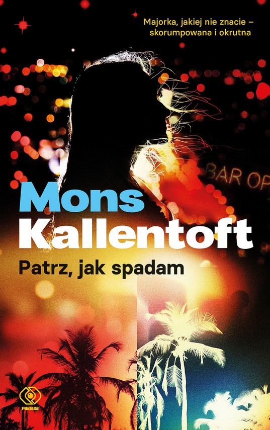 okładka Patrz, jak spadamebook | epub, mobi | Mons Kallentoft