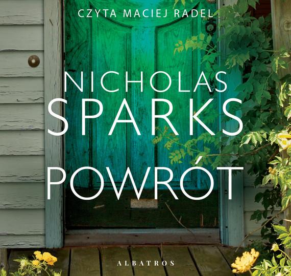 okładka POWRÓTaudiobook | MP3 | Nicholas Sparks