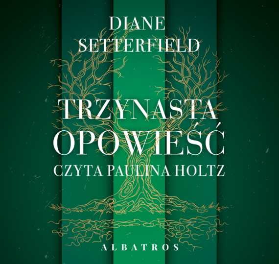 okładka TRZYNASTA OPOWIEŚĆaudiobook | MP3 | Diane SETTERFIELD