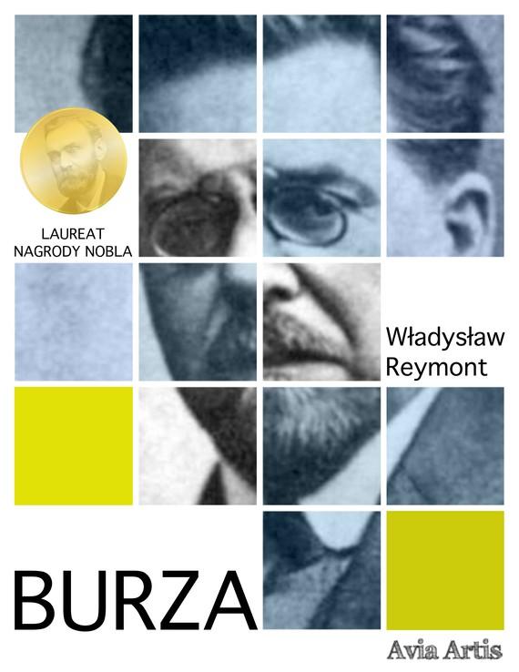 okładka Burzaebook   epub, mobi   Władysław Reymont