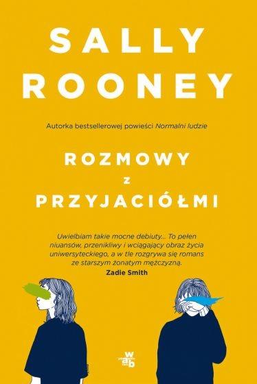 okładka Rozmowy z przyjaciółmiksiążka      Rooney Sally