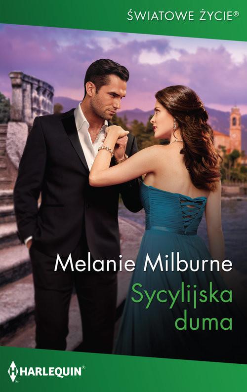 okładka Sycylijska dumaksiążka      Melanie Milburne