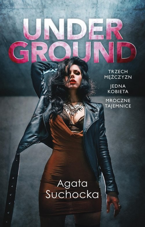 okładka Undergroundksiążka |  | Agata  Suchocka